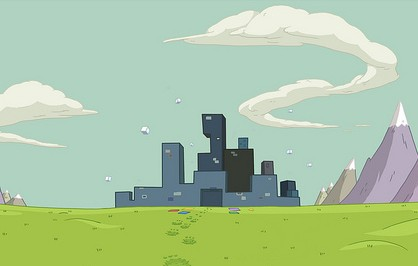Cube Village