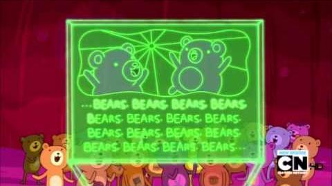 Adventure time bears karaoke