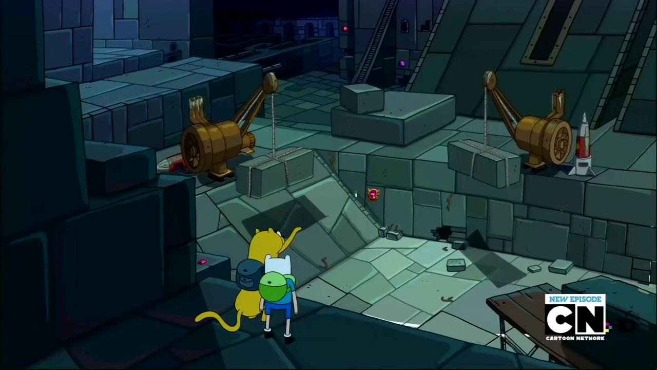 Joshua's dungeon