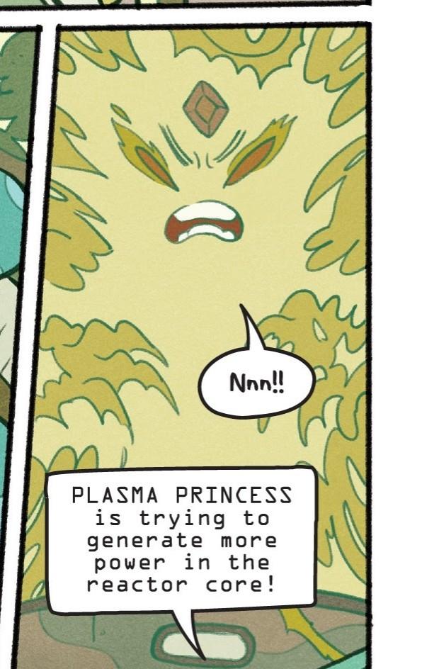 Plasma Princess