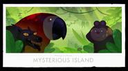 AdventureTime Mysterious Island Titlecard