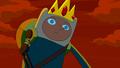 S5e2 Finn wearing crown