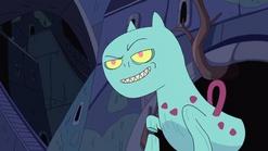 S1e18 Demon cat