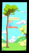Bg s6e12 happybirthday banners