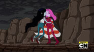 Marcy Bubblegum's official kiss