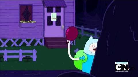 Adventure Time - Cloud Hunt
