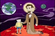 Lincoln on Mars