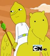 S4e20 Lemon Pegasus with Lemongrab clone