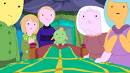 S5e16 Finn's family at his deathbed