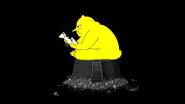 S5e51 fat Lemongrab eating cow