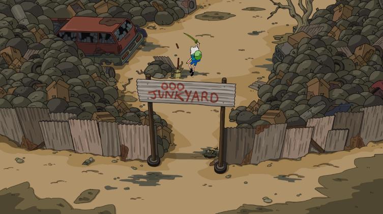 Ooo Junkyard