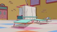 Lady & Peebles candy hospital background