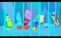 S1e3 finn and princesses dancing