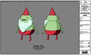 Modelsheet gnomeruler