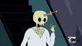 S2e17 Skeleton waving