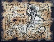 Gnor inscription