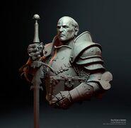 Ser Ignace Statue