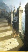 Lalibela Walls