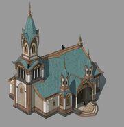 Renda Pelor Church