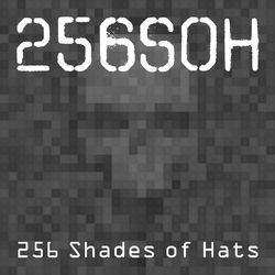From a pixelated background of grey digital noise emerges a shadowy screaming skull, reminiscent of 90s hacker graphics and the Lizard Squad / Sony hack. However, seen close up, every pixel contains a dollar sign implying that these are not politically motivated but are mercenary in nature. The logotype at the bottom is in the classic OCR credit card font, and the stencilled logotype at the top is an angular futuristic high-readibility stencil that shows some spray paint spatter.
