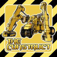 Megacorp logo The Construct