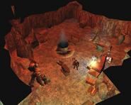 Underdark Tunnels, Rugnar's Realm, Workshop