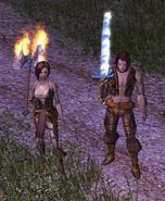 Bran and Norah