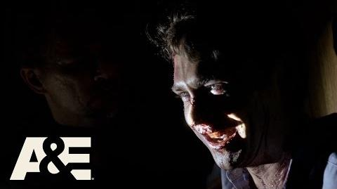 Damien- Inside the Episode- Here is Wisdom (S1, E8) - A&E