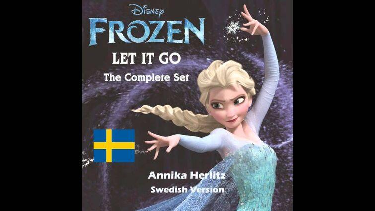 Frozen - Let It Go(Slå Dig Fri) (Swedish Version)