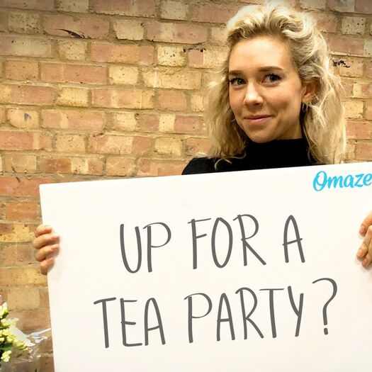 Join the Cast of The Crown for a Garden Tea Party - Omaze.com