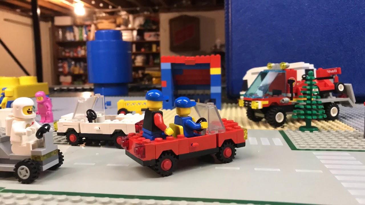 Lego town life ep 2