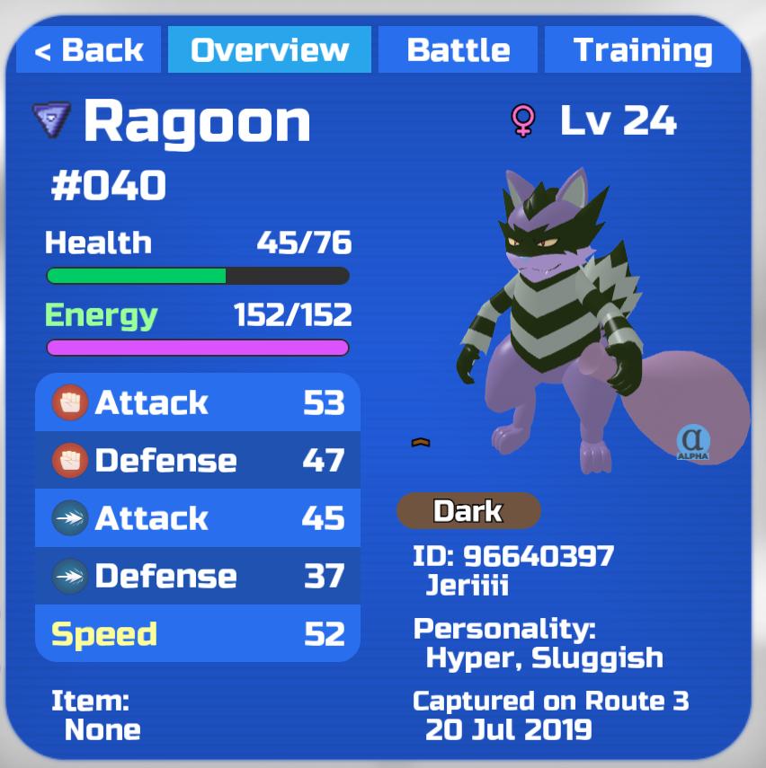 Ragoon Shiny Ragoon Fandom
