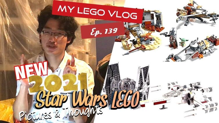 New LEGO 2021 set Pictures & Thoughts! | Ep. 139