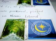 Stamp Naminara 01