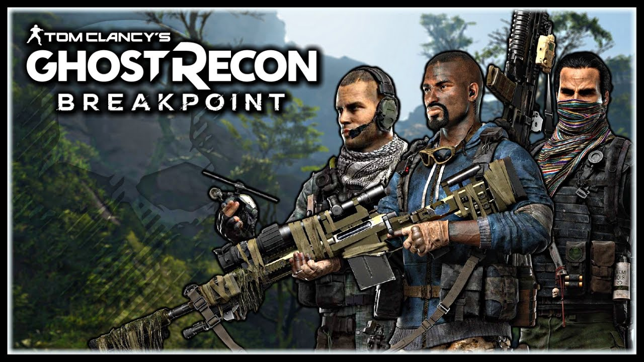 Ghost Recon Breakpoint | How to Make Holt, Midas & Weaver AI Teammates!