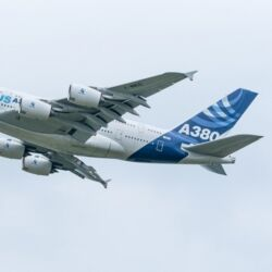 The A380 family