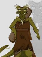 Stormtale creations aesir chronicles characters bio rixli breakout Notext