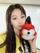 Giselle Sohu Korea Twitter 21.02.25