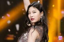 Ningning Inkigayo 20.12.13