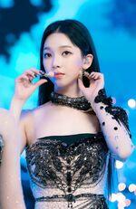 Karina Inkigayo 20.11.22 4