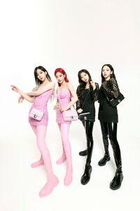 Aespa X Givenchy 3