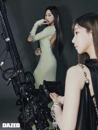 Giselle Dazed Korea March 2021 3