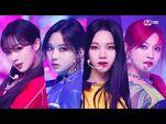 -aespa - Next Level- Comeback Stage - -엠카운트다운 - Mnet 210603 방송