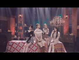 Aespa 에스파 'Forever (약속)' The Performance Stage (Cozy Winter Cabin Ver