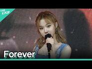 -세로 직캠- 에스파(aespa) - Forever(약속) 윈터 FOCUS - KOREA-UAE K-POP FESTIVAL