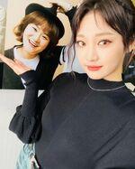 Ningning MBCradio Instagram 20.12.7 2