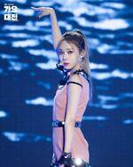 Winter SBS Gayo Daejun 20.12.25