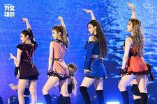 Aespa SBS Gayo Daejun 20.12.25 5