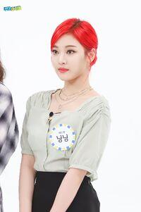 Ningning Weekly Idol 21.05.26 9