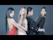 Aespa 에스파 DAZED with GIVENCHY Photoshoot Behind The Scenes